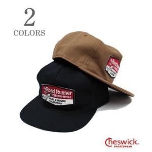 チェスウィック ダック ベースボールキャップ CHESWICK ROAD RUNNER DUCK CAP CH02610|organweb