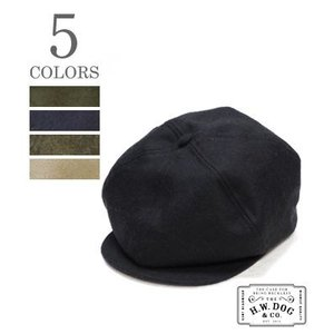 THE H.W.DOG&CO. キャスケット CASQUETTE D-00271|organweb