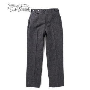ORGUEIL オルゲイユ ホームスパンツイードトラウザー Homespun Trousers OR-1016B organweb