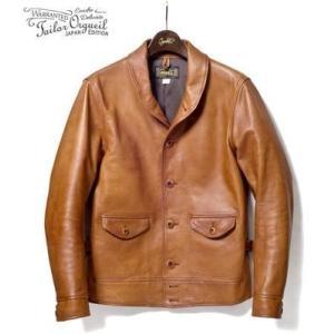 ORGUEIL オルゲイユ レザージャケット Steer Oil Cossack Jacket OR-4002B organweb