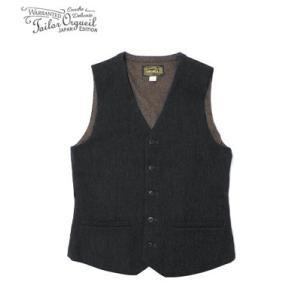 ORGUEIL|オルゲイユ ベスト|ジレ Old Surge Vest OR-4008D|organweb
