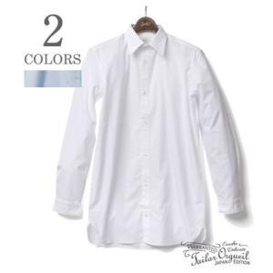 ORGUEIL オルゲイユ 長袖 ドレスシャツ Broad Dress Shirt OR-5025A organweb