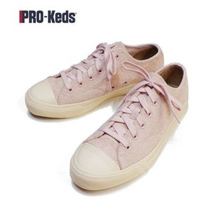 Pro-Keds|プロケッズ スニーカー ROYAL LO HAIRY SUEDE PINK PH56818|organweb