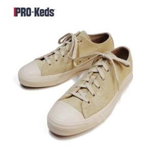Pro-Keds|プロケッズ スニーカー ROYAL LO HAIRY SUEDE TAN PH56819|organweb