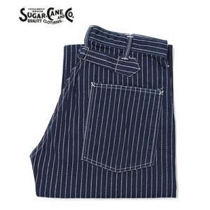 シュガーケーン ワークパンツ SUGAR CANE WABASH WORK PANTS SC40786A|organweb