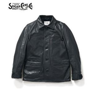 シュガーケーン レザージャケット SUGAR CANE STEERHIDE SPORTS COAT SC80498|organweb