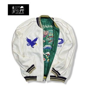 TAILOR TOYO|テーラー東洋 ACETATE SOUVENIR JACKET|スカジャン DRAGON & TIGER×DRAGON  TT13838_105|organweb