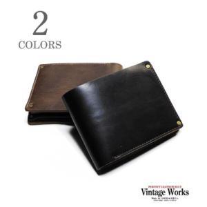 ヴィンテージワークス Vintage Works ハンドメイドレザーウォレット クロムエクセルウォレット VWSW-3|organweb