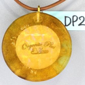 オルゴナイト プラス ドーム ペンダント トップ DP2 (パワーストーン 製品)|orgoniteplus|03