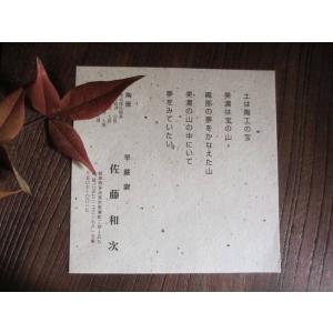 丸皿 絵織部 蟹紋五寸薬味皿(1皿) 佐藤和次|oribe-senbyo|07