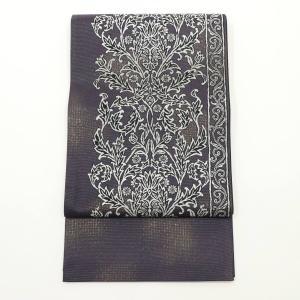 京都・西陣織 天保初年創始の京の老舗 洛陽織物 袋帯 洒落袋帯 長さ418cm幅31cm|oribe
