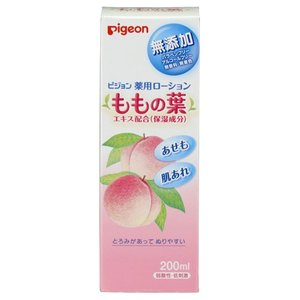 Pigeon 薬用ローション(ももの葉)0ヵ月〜[医薬部外品]|oriennto