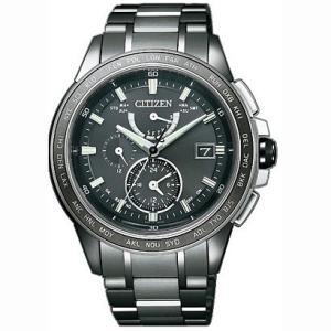 シチズン時計 CITIZEN WATCH ATTESA アテッサ AT9025-55E [ATTESA(アテッサ) エコ・ドライブ電波時計 ワールドタイム]|oriennto