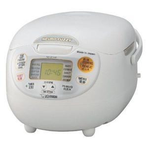 象印 ZOJIRUSHI NS-ZLH18-WZ [炊飯器ツーリストモデル220V][中国国内保証書付き ]|oriennto