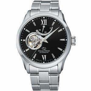 <title>Orient Star オリエントスター RK-AT0001B 腕時計 安心の定価販売 コンテンポラリー セミスケルトン 自動巻き 手巻付 メンズ</title>