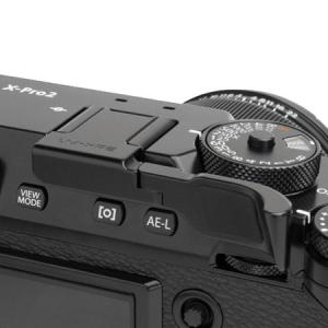 【LENSMATE−FUJIFILM X-Pro2/X-Pro1専用サムレスト】   米国レンズメイ...