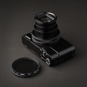 レンズメイト SONY RX100M6/M7専用クイックチェンジフィルターアダプターキット52mm