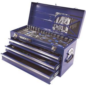 シグネット工具セット/[ポイント5倍セール]50点組 9.5sq メカニックツールセット2017[ブルー]800S-5017BL|oriental-kouki-1