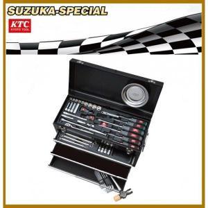 KTC/工具セット SK35717XBK-SUZUKA SPECIAL/9.5sqツールセット(57pc)|oriental-kouki-1