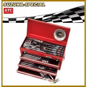 KTC工具セット [展示特価]9.5sq 67点組 ツールセット SK36718X-SUZUKA SPECIAL|oriental-kouki-1