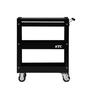 KTC 工具箱  ワゴン(3段1引出し) SKX2613BK|oriental-kouki-1