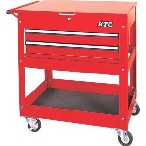 KTC 工具箱/SKX2614 ワゴン(1段2引出し)|oriental-kouki-1