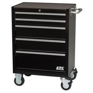 KTC 工具箱  ローラーキャビネット(ブラック)SKX3805BK|oriental-kouki-1