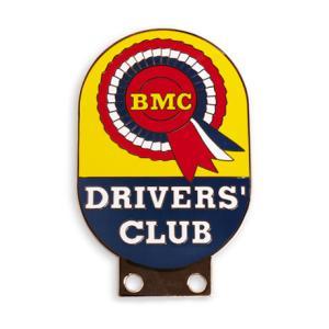 BMC・ドライバーズ・クラブ・グリルバッジ|oriflame