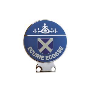 ECURIE ECOSSE エキュリー・エコッス・グリルバッジ|oriflame