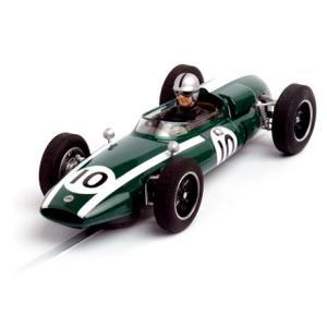 クーパー・クライマックス 1960 No.10・スロットカー|oriflame