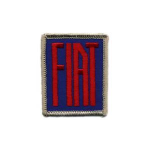 FIAT(フィアット)・ロゴ・ワッペン