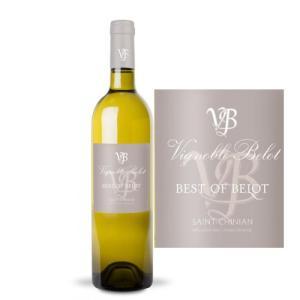 フランス 白ワイン ラングドック ヴァン・ド・ペイ・ドック 「ベスト・オブ・ベロ・ブラン」 2016年 750ml あすつく origin-gourmet