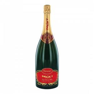 クリスマス シャンパン マグナム お酒 フランス マキシム・ド・パリ ブリュット 1500ml 御歳暮 忘年会 新年会 パーティー 結婚式 二次会 origin-gourmet