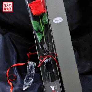 名入れ プレゼント  誕生日 結婚記念日 プロポーズ 彼女 女性 告白 ギフト シンデレラ STORY ガラスの靴 クリスタル製 ソープフラワーセット|original