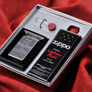 バレンタイン 誕生日 名入れ ギフト プレゼント ZIPPOライター レギュラーサイズ タバコ柄風 オイルギフトセット 男性 メンズ 喫煙具 おもしろ ユニーク|original