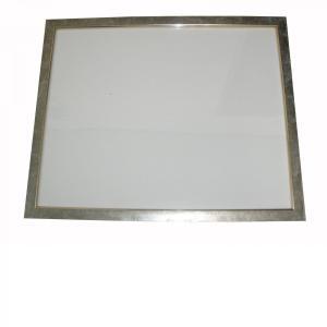 一般額 デッサン額 額縁 フレーム 内寸サイズ 約660×530mm 小全紙相当 いぶし色 アンティーク シルバー 縁取り ゴールド ディスプレイ アート インテリア|originalartpro