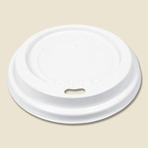 紙コップ カップ フタ 蓋 厚紙 ホットドリンク 平型 8オンス 100個 飲み口付き ドリンクフタ コップフタ テイクアウト 持ち帰り 使い捨て 飛沫防止 ウイルス対策|originalartpro