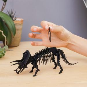 ダイナソー3Dペーパーパズルズ 恐竜の3Dパズル 立体パズル