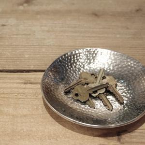 アルミニウムトレイ おしゃれ アルミ トレイ 鍵置き キャッシュトレイ 灰皿|oriji