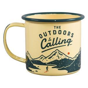 アウトドア・キャンプ用食器としても利用できるメンズライクのマグカップ♪ Wild & Wol...