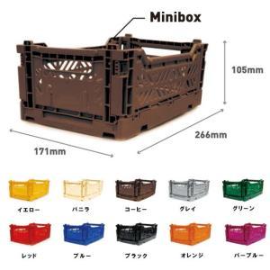 マルチウェイ ボックス Sサイズ エーワイ カーサ 万能 折りたたみ式 収納ケース|oriji