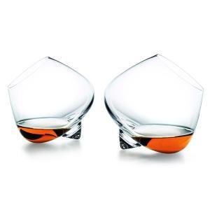 北欧デザインのコマのようなフォルムが美しいおしゃれなグラス♪ normann ノーマン コペンハーゲ...