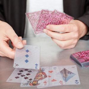 ピクセルカード おしゃれ トランプ 大人 プレイングカード キッカーランド|oriji