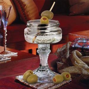 レッドネック マティーニグラス おしゃれなビンのグラス コップ oriji