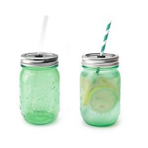 新色 レッドネック シッパー 2個セット グリーン おしゃれなビンのグラス コップ 在庫あり|oriji