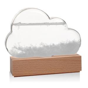 航海士が天気を予測するために使われていた簡易的な気象観測用の機器♪ ストームクラウド ストームグラス...