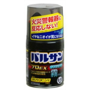 バルサンプロEX ノンスモーク 霧タイプ 46.5g (6-10畳用)  〔2類医〕/ゆうメール有料発送
