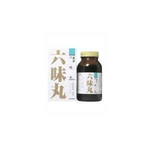 ニタンダ六味丸(ろくみがん) 900丸 漢方製剤  〔2類医〕/宅配便限定