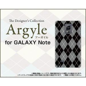 スマホケース GALAXY Note Edge SC-01G SCL24 ハードケース/TPUソフトケース Argyle(アーガイル) type002 あーがいる 格子 菱形 チェック|orisma