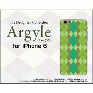 スマホケース iPhone 6s ハードケース/TPUソフトケース Argyle(アーガイル) type003 あーがいる 格子 菱形 チェック|orisma